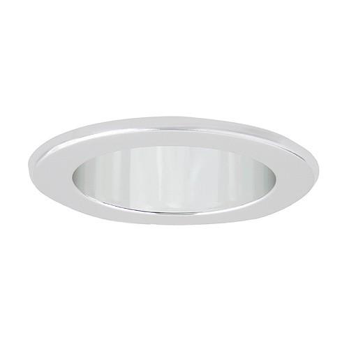 6  Recessed lighting 14watt LED 27K 30K 35K 40K or 50K retrofit chrome reflector chrome trim  sc 1 st  Total Lighting Supply & 6