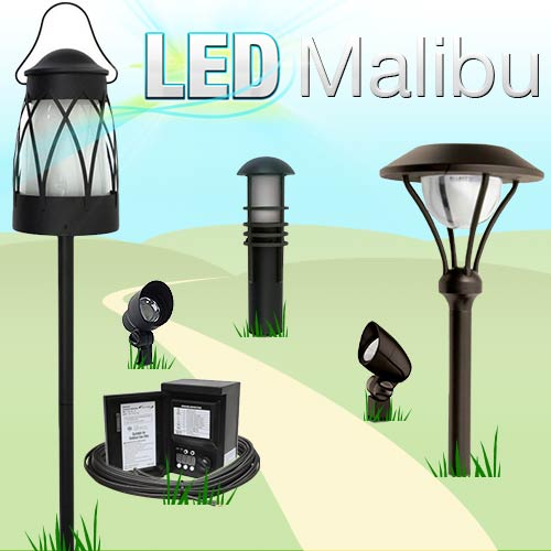 led malibu lighting - Malibu Landscape Lighting