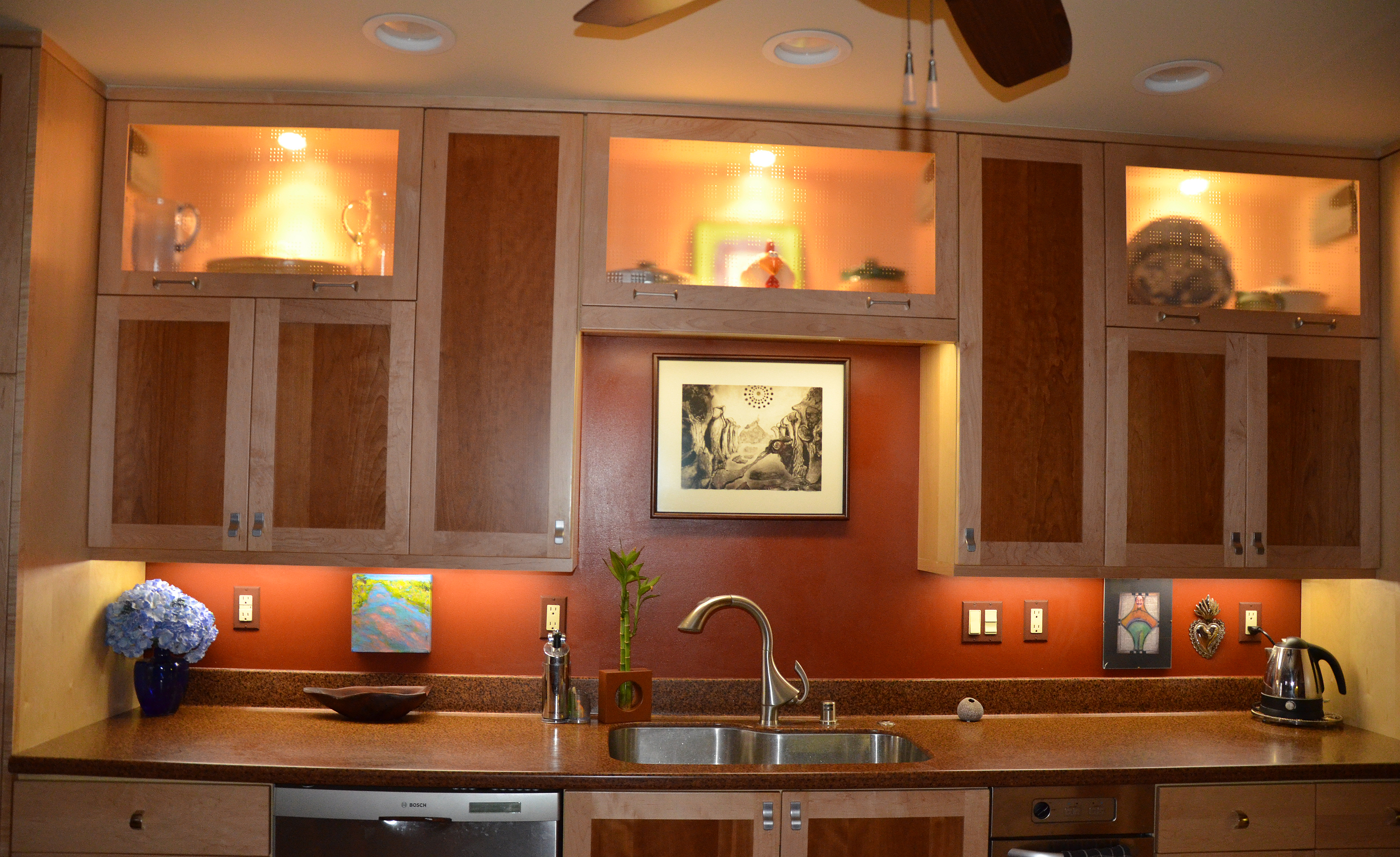 Recessed Lighting For Kitchen Remodel Total Lighting Blog