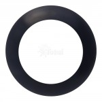 Sylvania Ultra LED Disc Light Black Trim Ring