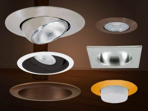 Recessed lighting options